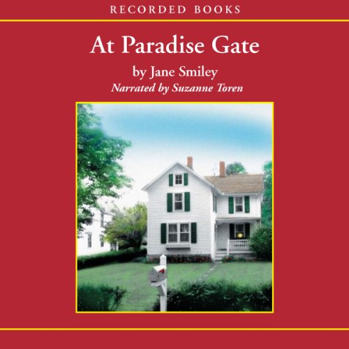 At Paradise Gate Audiobook By Jane Smiley cover art