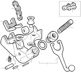 Ridgid 72092 Chain Assembly