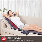 Zoom IMG-2 comfier materassino massaggiante con calore