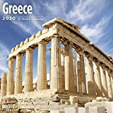 2020 Greece Wall Calendar by B...