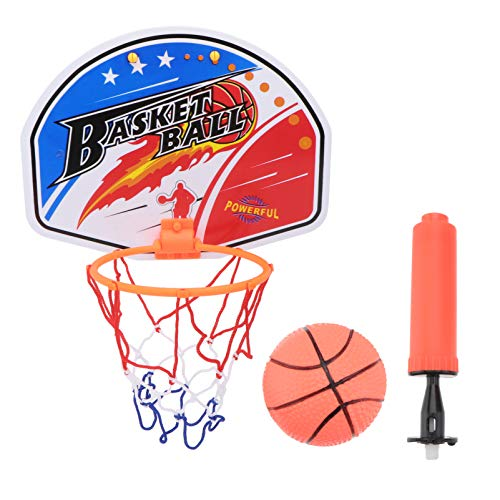 BESPORTBLE 1 Set Wall Mounted Basketball Hoop Basketball Board Frame...