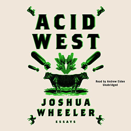 Acid West audiobook cover art
