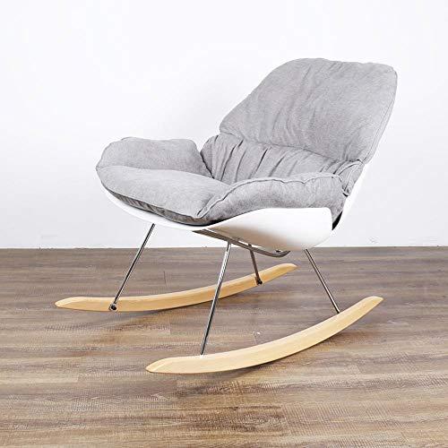 Noordse Europese stijl bank stoel balkon stoel outdoor vrije tijd mode schommelstoel Amerikaanse stijl Europese studiekamer stoel woonkamer Lazy