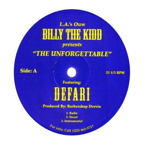 LA's Own Billy The Kidd