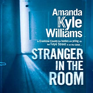 Stranger in the Room cover art