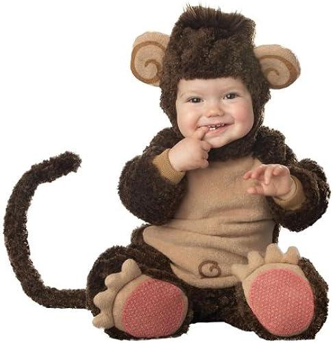 chen Babykostüm - Monkey - 12-18 Monate