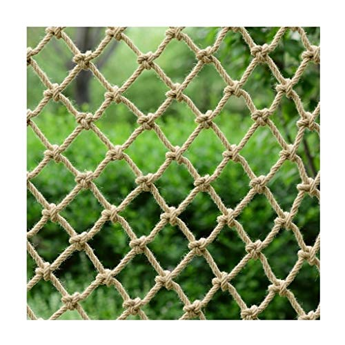 Best Price Children Protective Netting Safty Rope Nets Childen Stair Balcony Anti-Fall Nets Retro Ba...