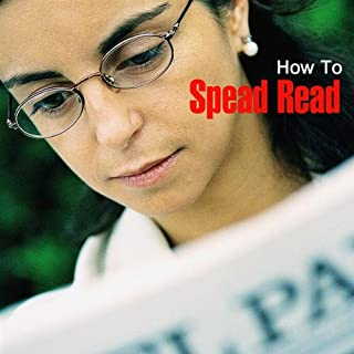 Suggestions for Increasing Reading Speed
