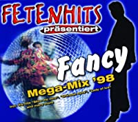 Mega-mix '98 [Single-CD]