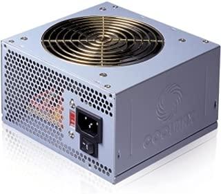 TOP & TECH 500W COOLMAX ATX POWER SUPPLY 120MM SMART FAN I-500 / 14805 /