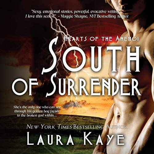 South of Surrender audiobook cover art