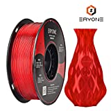 ✅1.Operating temperature range: 200-250° C ✅2.High quality: diameter 1.75mm +/- 0.03mm; ✅3.Very good winding: Make the model looks shiny, no risk that the filament is entangled; ✅4.Very widely using:Acid and alkali resistance,can use very widely ✅5.S...