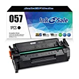 INK E-SALE Compatible Toner Cartridge Replacement for Canon 057 CRG-057 Toner (with CHIP), for use with MF445dw MF448dw LBP226dw LBP227dw LBP228dw MF449dw MF445 LBP226 LBP227 Ink Printer, 1 Pack