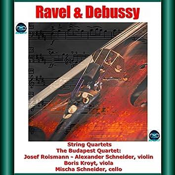 Ravel & Debussy: String Quartets