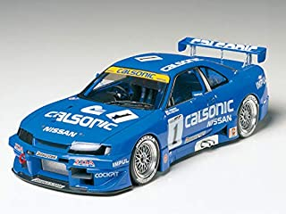 Tamiya 1/24 Tamiya Sports Car #184 Calsonic Nissan R33 Skyline GT-R 1996 All Japan GT