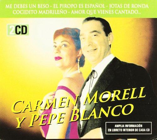 Carmen Morell y Pepe Blanco