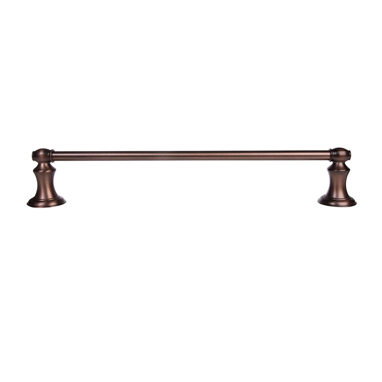 お手伝いさん行商荒れ地Arista Bath Products Highlander Series Towel Bar, 24-Inch, Oil Rubbed Bronze by Arista Bath Products