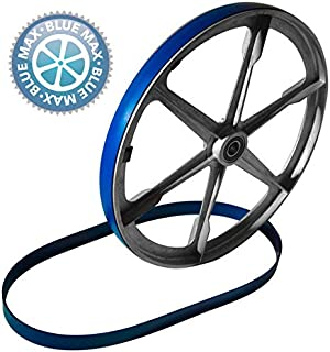 2 BLUE MAX URETHANE BAND SAW TIRES FOR CRAFTSMAN 12