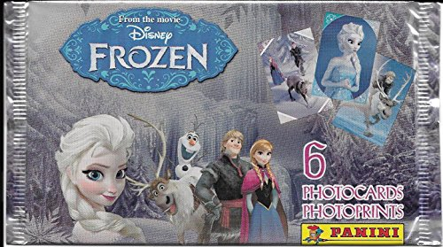 Disney Frozen Photocards - Single Pack (6 Cards)