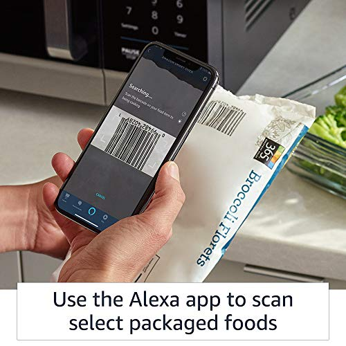 Product Image 2: Amazon Smart Oven, a Certified for Humans device – plus Echo Dot
