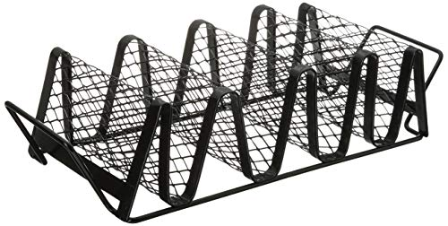 Outset 76449 Nonstick Grill Taco Rack