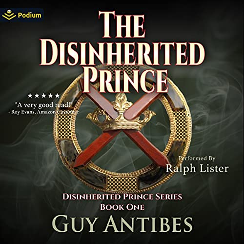The Disinherited Prince cover art