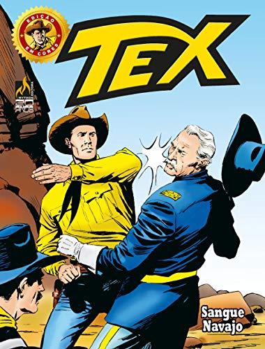 Tex edição em cores Nº 031
