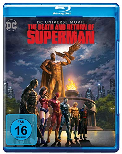 The Death and Return of Superman [Blu-ray]
