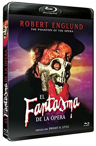 El Fantasma de la Ópera BD 1989 The Phantom of the Opera [Blu-ray]
