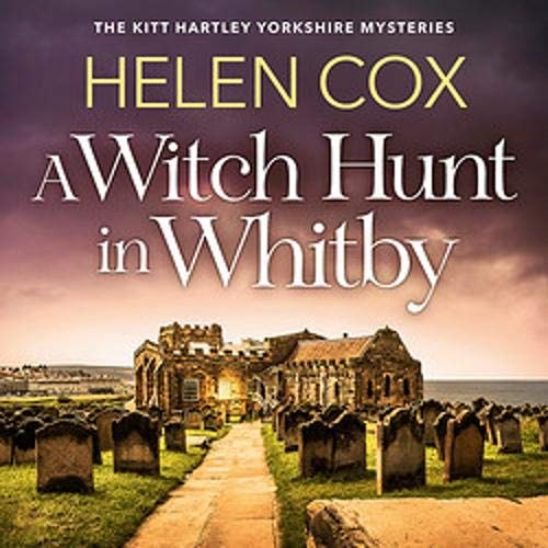 A Witch Hunt in Whitby cover art