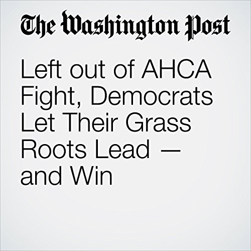 Left out of AHCA Fight, Democrats Let Their Grass Roots Lead — and Win copertina