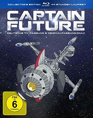 Captain Future - Collector's Edition [Blu-ray]