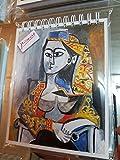 (20 x 39) Pablo Picasso Guernica Poster Kunstdruck