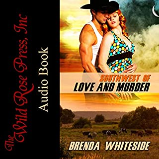 Southwest of Love and Murder cover art