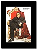 Meat Loaf - Sexiest Man In Pop Magazine Promo on a Black