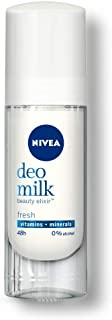 Nivea Women Deodorant Roll On, Deo Milk Fresh, for Beautiful, Nourished Underarms and 48h Odour Protection, 40 ml
