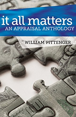 It All Matters: An Appraisal Anthology