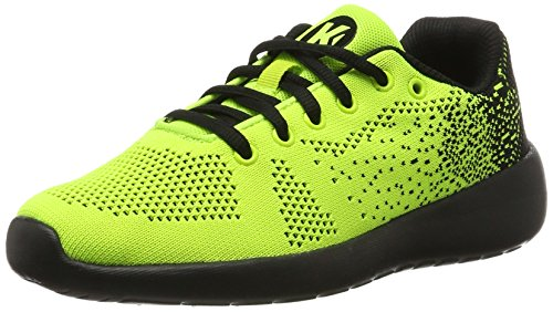 Kempa Unisex-Erwachsene K-Float Caution Sneaker, Gelb (Jaune Fluo/Noir 01), 44.5 EU
