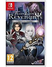 Fallen Legion Revenants - Vanguard Edition - Nintendo Switch - Nintendo Switch [Edizione: Francia]
