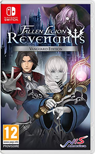 Fallen Legion Revenants - Vanguard Edition...