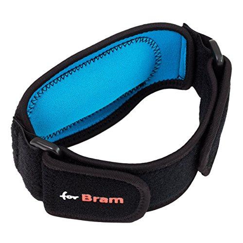 forBram Tutore/Supporto Braccio Gomito Ortopedico Con Tecnologia EVA (Pacchetto di 1), Sollievo dal Dolore e Supporto Per...