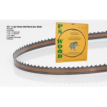 "x 3//8/"" x desired tpi 1 BandSaw Blades 59-1//4/"" 1505mm"