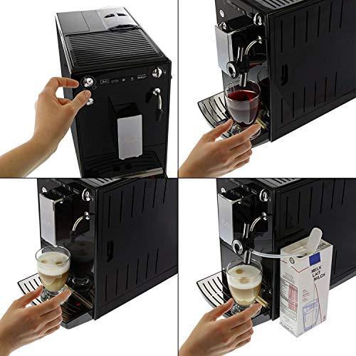 Melitta Machine à Café Automatique, Auto...