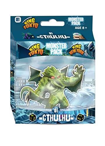 IELLO 513770 - Monster Pack Cthulhu