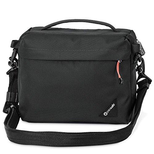 Pacsafe Camsafe antirrobo LX4Ant-Theft Bolsa de la cámara, Negro