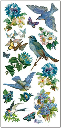 Bluebird Stickers