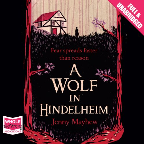 A Wolf in Hindelheim audiobook cover art