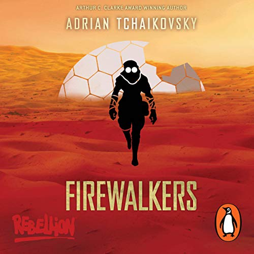 Firewalkers cover art
