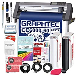 Graphtec CE6000 vs Graphtec FC8600