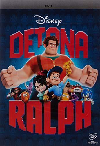 Detona Ralph [DVD]
